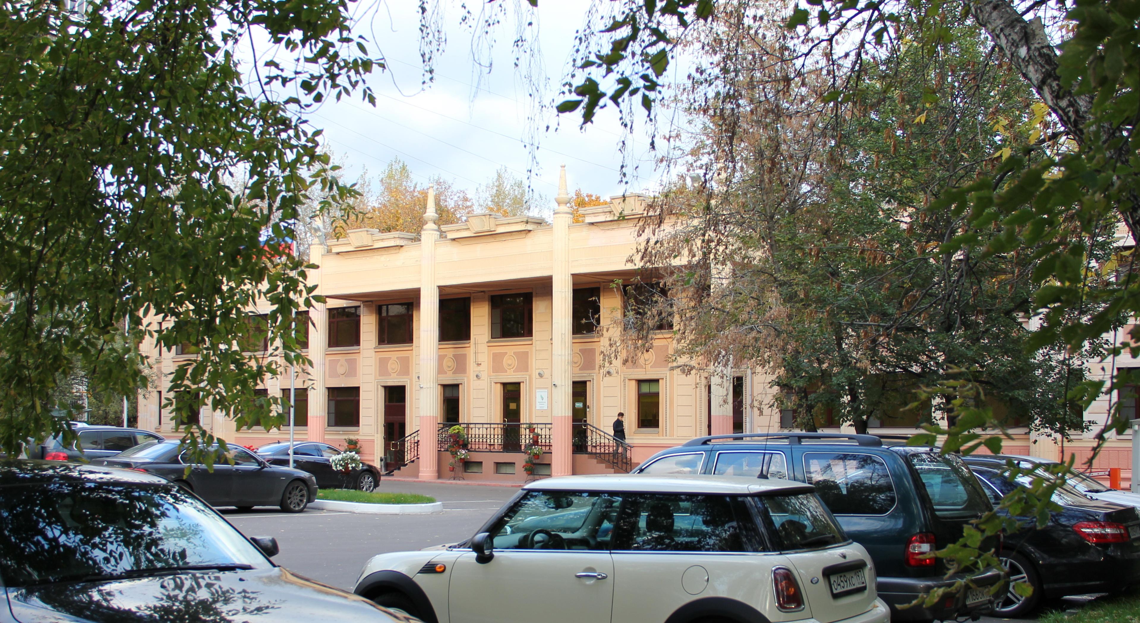 Детская клиническая больница имени сеченова